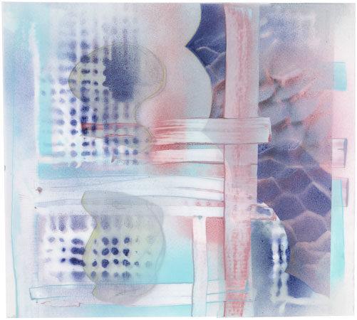 Painting by Barbara Gerber '63