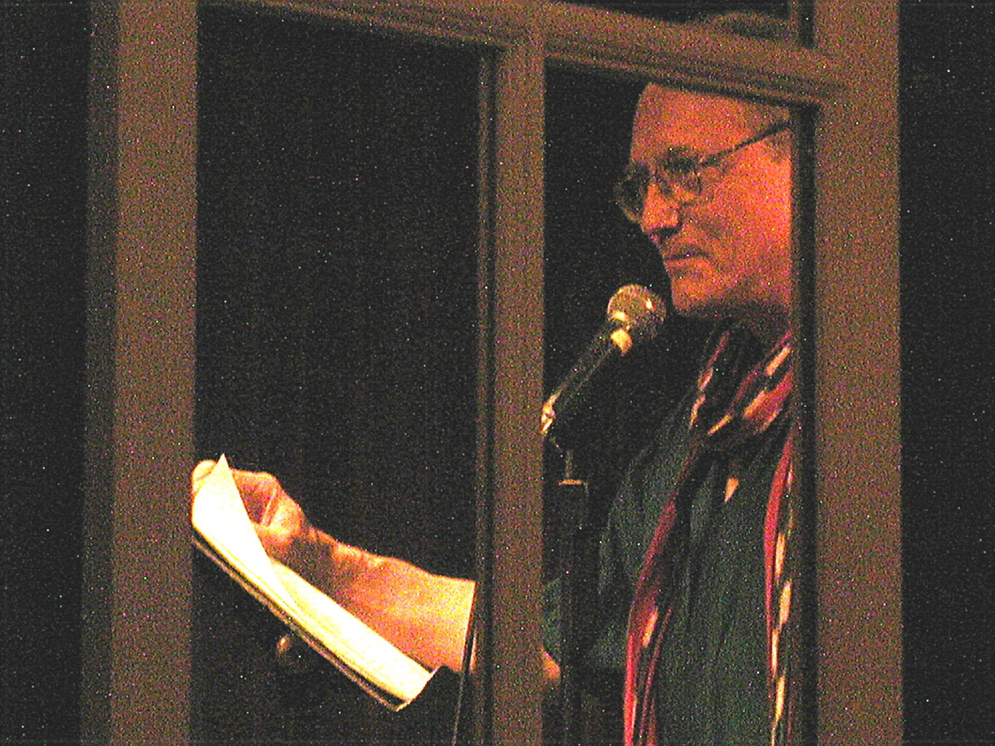 Chris Brandt MFA '72