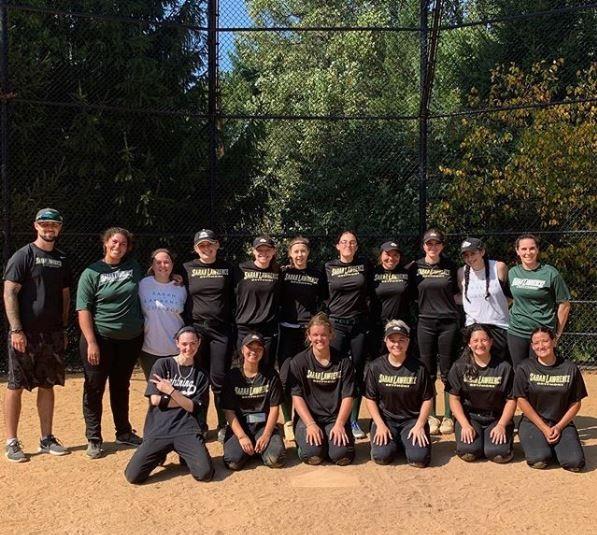 Alumni Softball