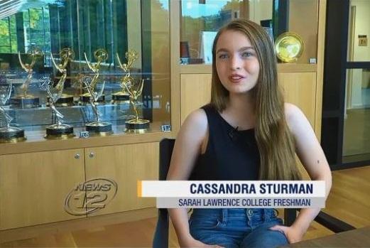 Cassandra Sturman '23