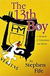 The 13th Boy Book Cover